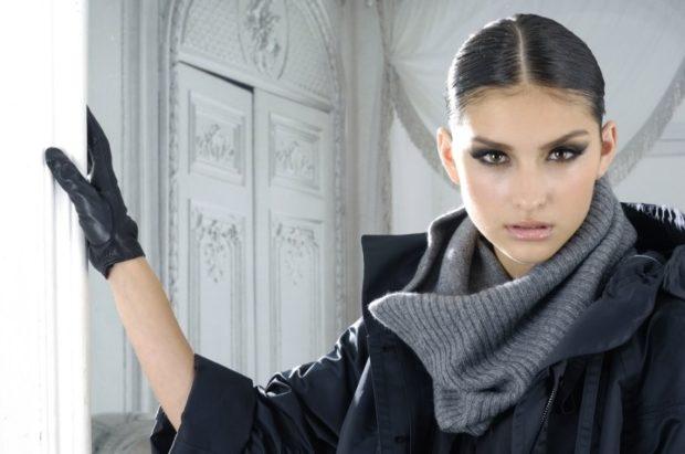 Как правильно носить хомут: серый вокруг шеи