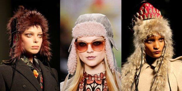 Какую шапку носить с курткой: ушанки под короткий волос коричневая светлая смехом
