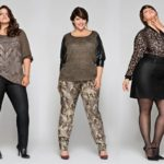 Мода для полных женщин 2018 фото за 40 лет