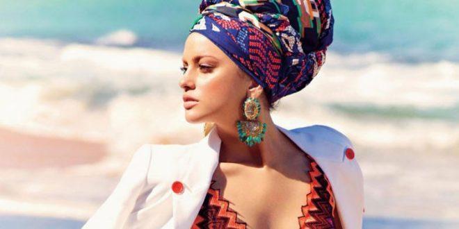 Модные головные уборы весна лето 2020