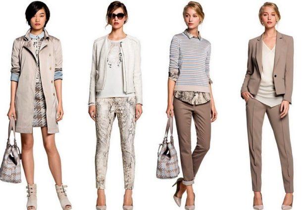 модные образы весна лето 2020