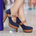 Модные туфли женские 2018-2019. Фото.