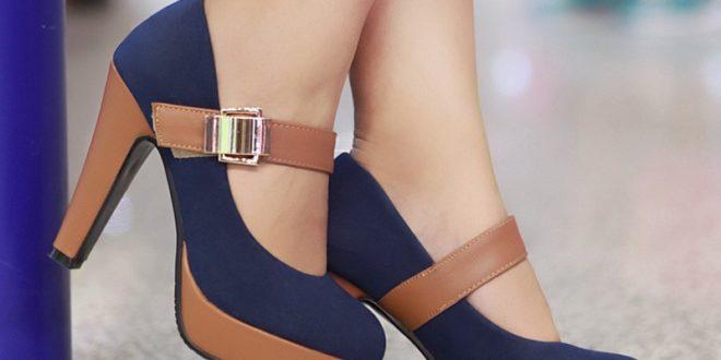 Модные туфли женские 2020-2021. Фото.