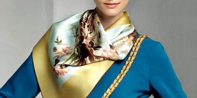 Палантин как носить: фото образы с пальто и курткой