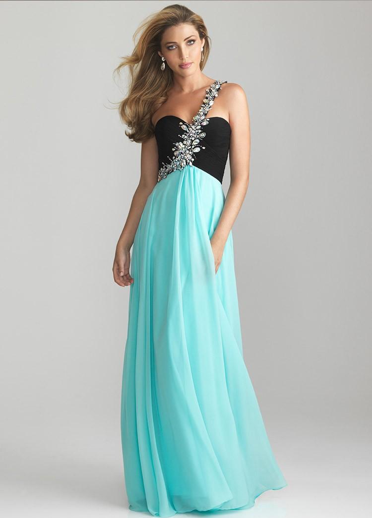 платья на выпускной 9 класс самые красивые:  юбка шифон голубой верх бюстье черный