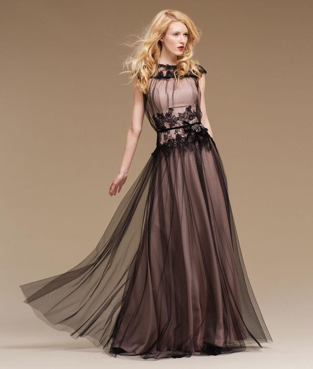 красивые платья на выпускной 9 класс самые красивые: платье коричневое шифоновая юбка в пол