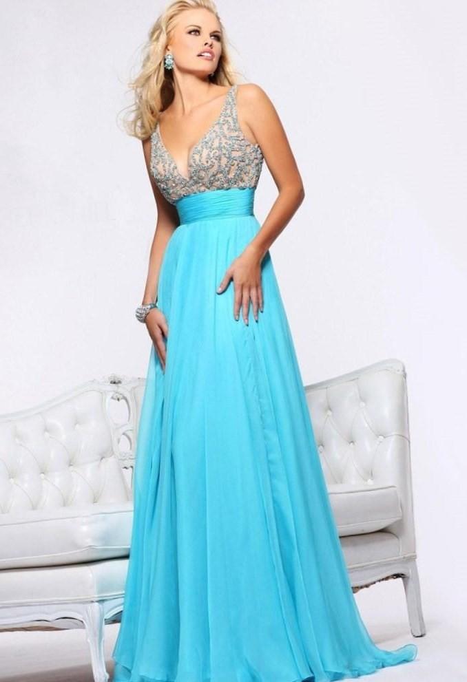 платья на выпускной 9 класс самые красивые : платья в греческом стиле голубое верх кружевной