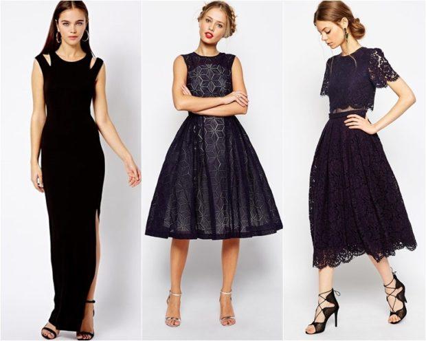 6e966e38525 платья на выпускной 9 класс самые красивые  черное в пол по фигуре короткое  пышное топ