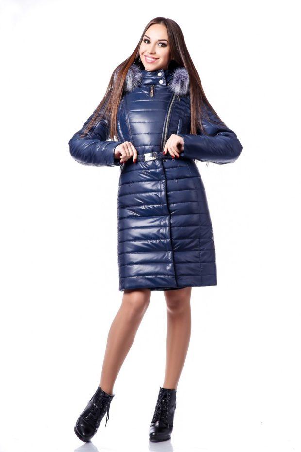 Пуховики с чем носить: средняя длина под юбку короткую