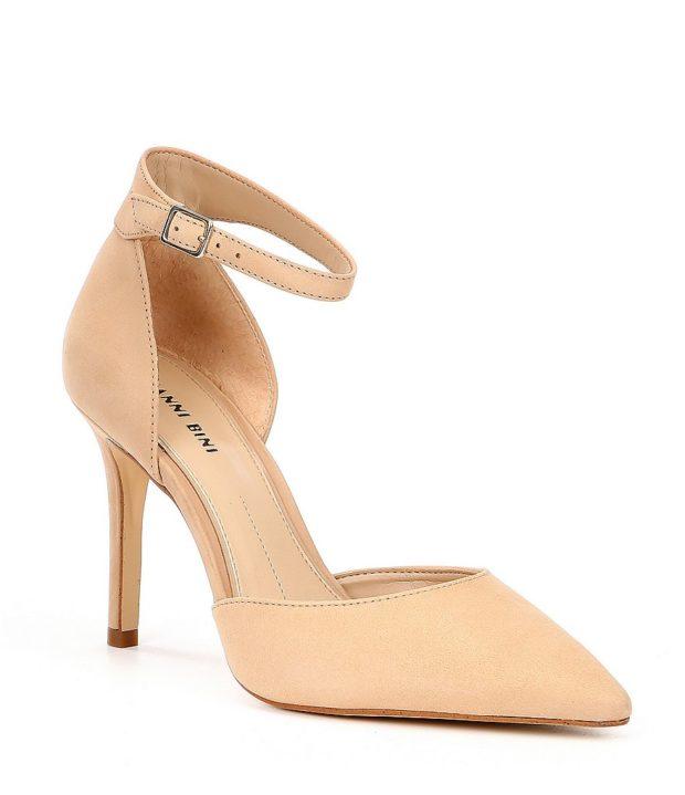 модные женские туфли на каблуке 2018-2019