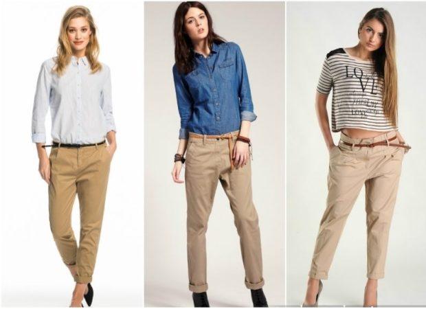 брюки чиносы женские что это такое