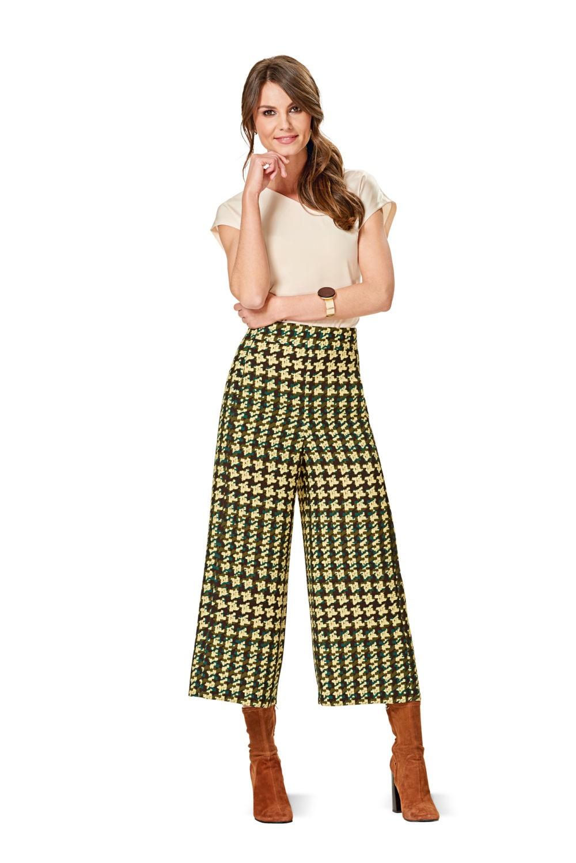брюки высокая талия под сапоги высокие