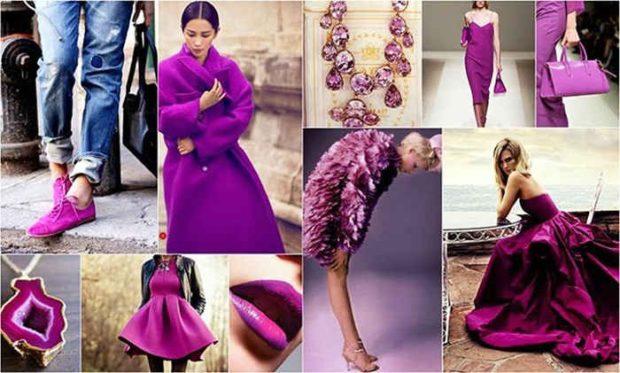 бижутерия, кеды, пальто, колье фиолетовое