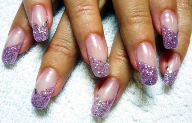 миллениум фиолетовый край