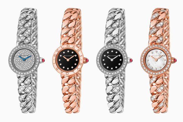модные женские часы: миниатюрные серебро золото в камушках