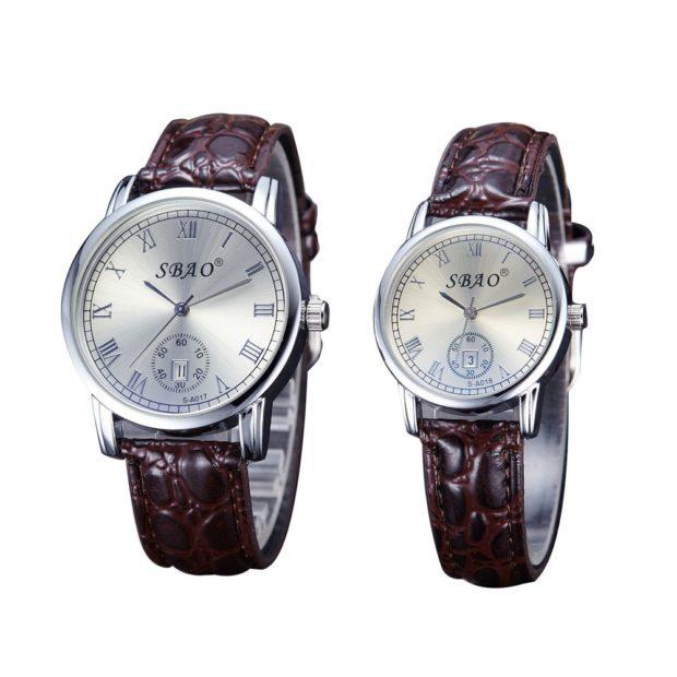 Классические женские часы кожаный ремень рептилия римские цифры