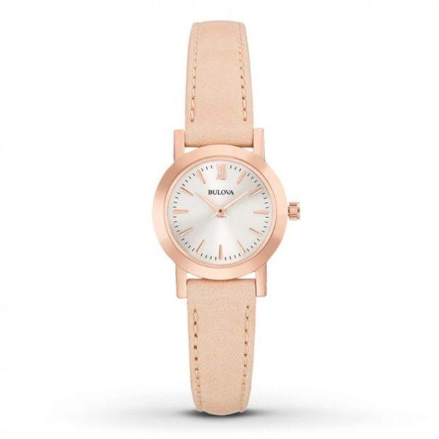 модные часы женские 2019-2020 наручные: бежевые