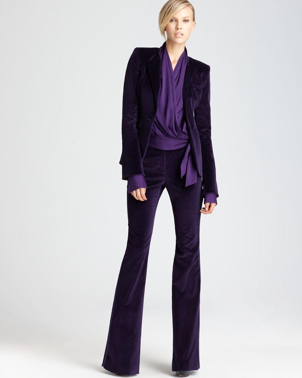 костюм бархатный пиджак брюки