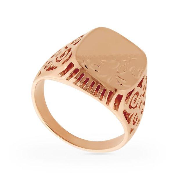 на какой руке носят перстень мужчины: золотой