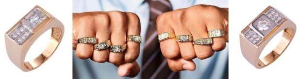 как правильно носить перстень мужчине: серебряные кольца с камнями