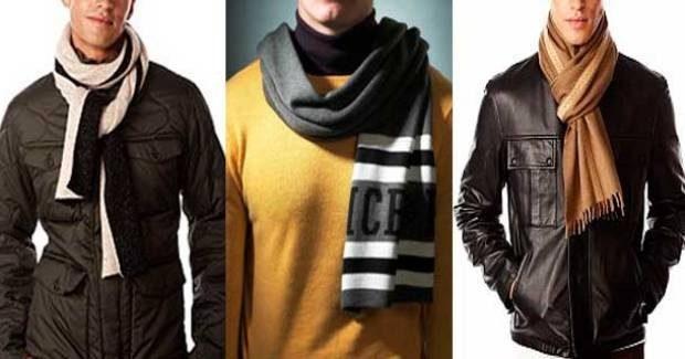 шарф черный с белым серый с белы коричневый трикотажные