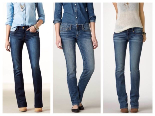 модные джинсы женские 2019-2020: классика