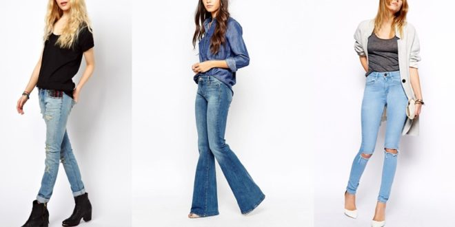 Какие джинсы в моде в 2019-2020 году? Фото и модные тренды. Весна-лето и осень-зима.