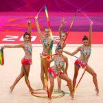Купальники для художественной гимнастики 2018. Девочкам для выступлений.