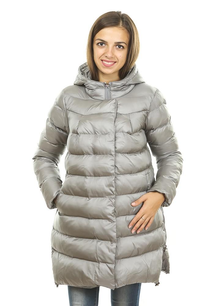 Модные куртки 2018 2019: оверсайз серебристый пуховик