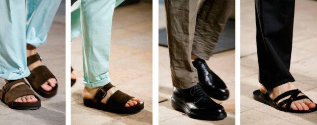 сандалии черные туфли черные лофферы сандалии