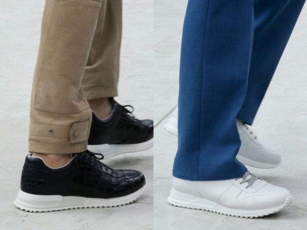 кроссовки на толстой подошве черные с белым белые