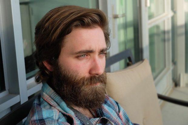 борода густая с усами