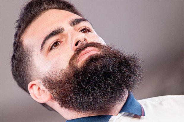 борода французская с усиками