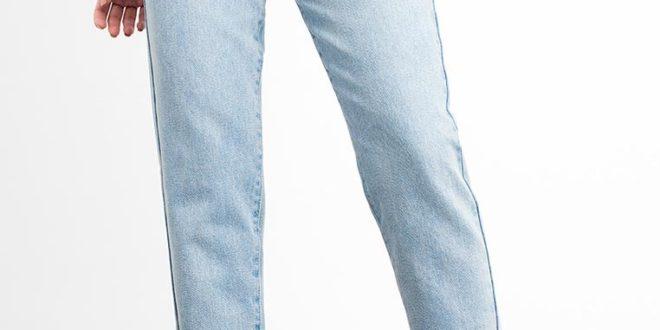 Смотри! Женские джинсы 2021-2022 — модные тенденции джинсов, 144 фото