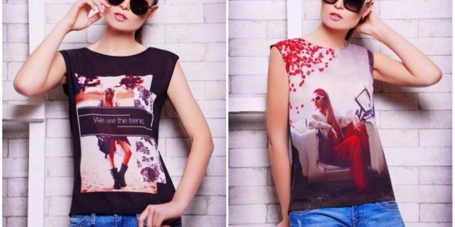 Самые модные женские футболки 2020 2021 года. Тренды в фотографиях