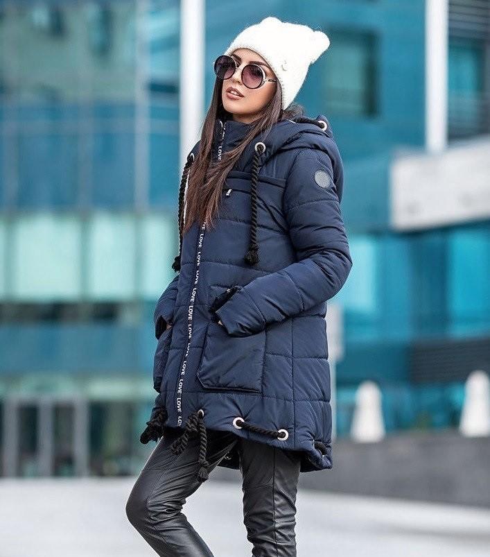 куртка оверсайз на холодную весну