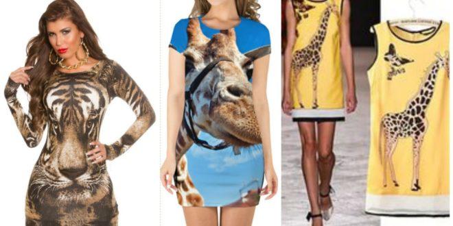 Самые модные принты 2018 2019 года в одежде весна лето
