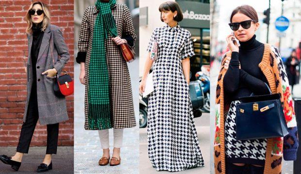 Модные принты осень зима 2019 2020