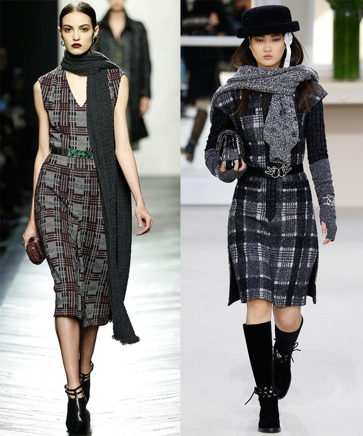 Модные принты осень зима 2018 2019