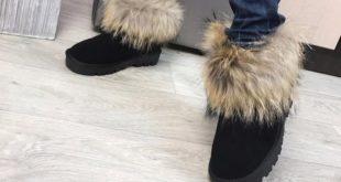 Модные угги осень-зима 2019 2020 года