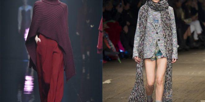 Модные вязаные вещи 2018-2019 своими руками