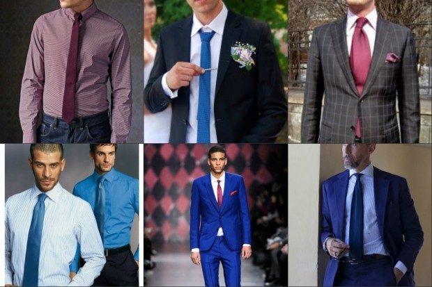 галстуки яркие тканевые шелковые