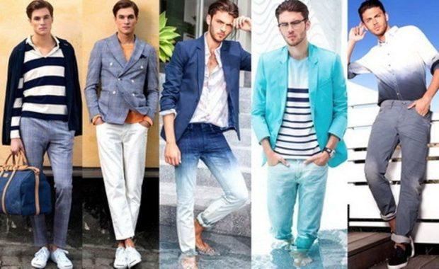 джинсы белые синие потертые голубые серые короткие