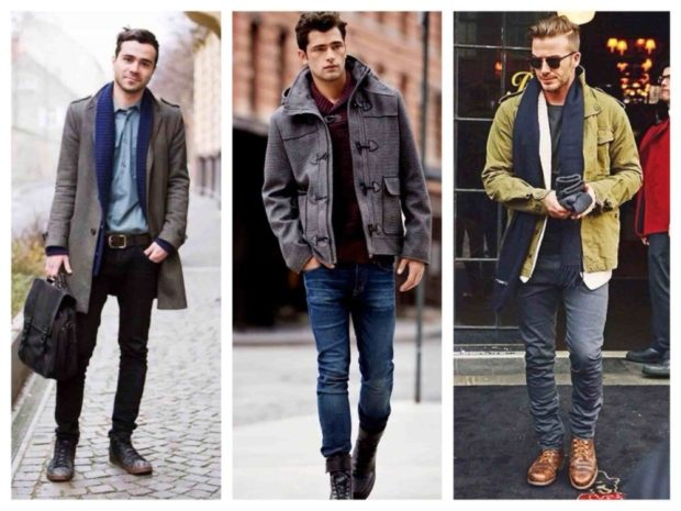 классические джинсы черные синие серые