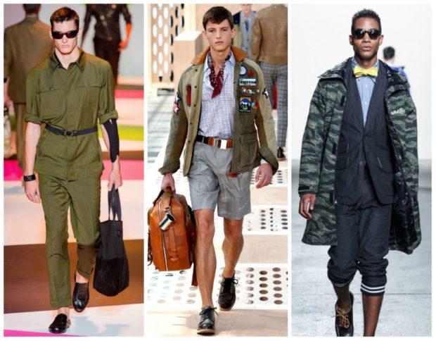 стиль милитари костюм зеленый шорты и куртка с аппликациями костюм с курткой легкой