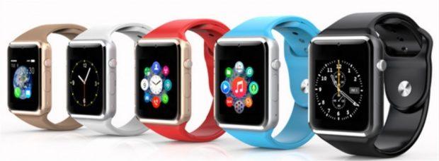 умные часы спортивные золото белые красным синие черные