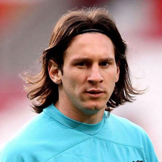 мужские прически: длинные волосы