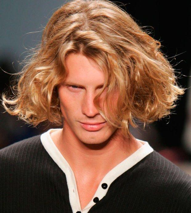 модные мужские стрижки волос: каре