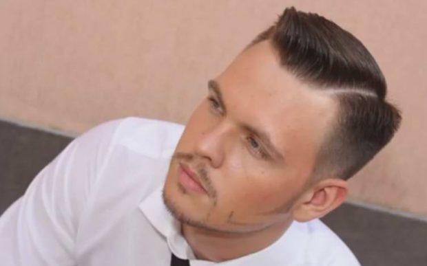 модные мужские стрижки волос: классическая