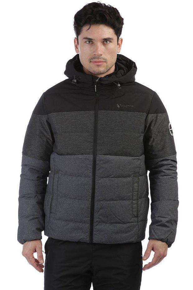 спортивная куртка серая три цвет
